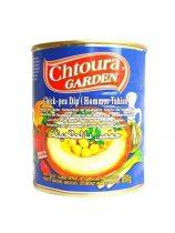 Hummus CHTOURA GARDEN Groot 850gr x 12st