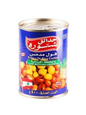 Foul CHTOURA GARDEN Libanees 400gr x 24st