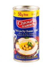 Hummus CHTOURA GARDEN Middel 430gr x 24st