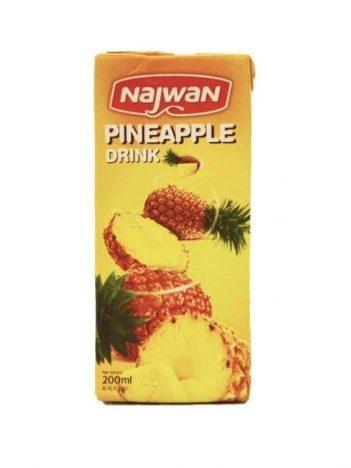 Sap NAJWAN ananas 200ml x 27 st