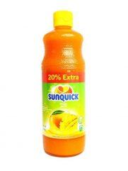 Siroop SUNQUIK Mango 840ml x 6st