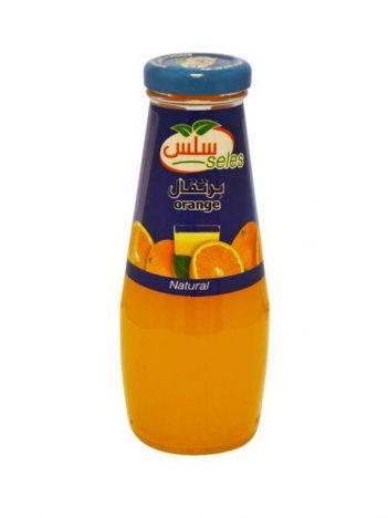 Sap SELES Orange 24x250ml