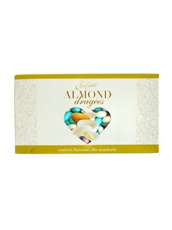 Mulabas CONFETTI mix Almond 500g x 6st