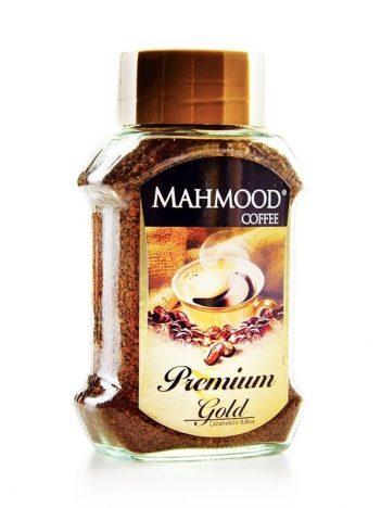 Instant MAHMOOD Gold Koffie 200gr (6 stuks) per tree