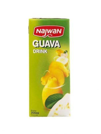 Sap NAJWAN guave 200ml x 27 st
