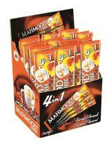 Koffie MAHMOOD 4 in 1 Caramel x 18GR x 24 st