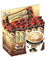 Koffie MAHMOOD 3 in 1 met melkpoeder 48 x 18gr x 12 st