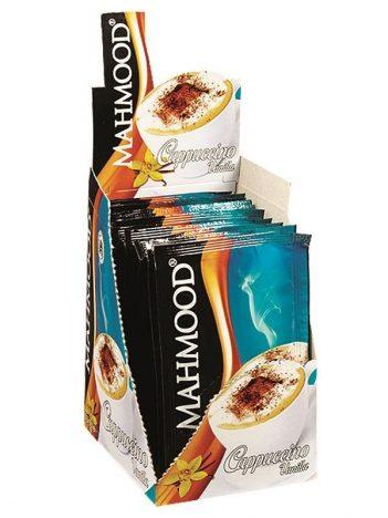 Cappuccino MAHMOOD Vanille 12x12gr x 20 st