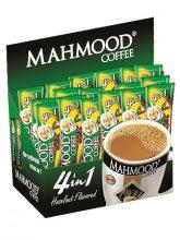 Koffie MAHMOOD 4 in 1 Hazelnoot (48*18gr) x 12 st