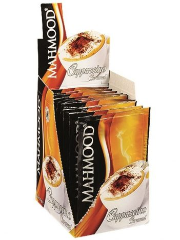 Cappuccino MAHMOOD Caramel 12x12gr x 20 st