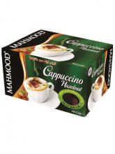 Cappuccino MAHMOOD Hazelnoot sticks 40x12gr met gratis mok x 6 st