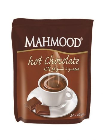 Warme Chocolade MAHMOOD Plastic Bag ( 24x20gr) x 15 st