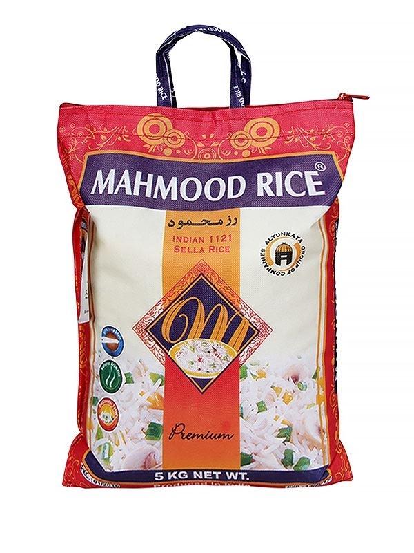 Rijst MAHMOOD Non Woven 5kg x 4 st