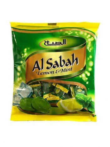 Snoep EL SABAH citroen munt 275 gr x 30st