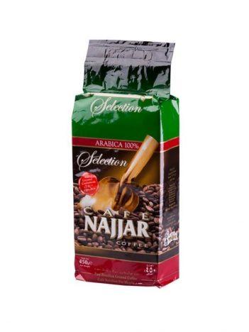 Koffie NAJJAR Met Kardemom Groot 450gr x 10st