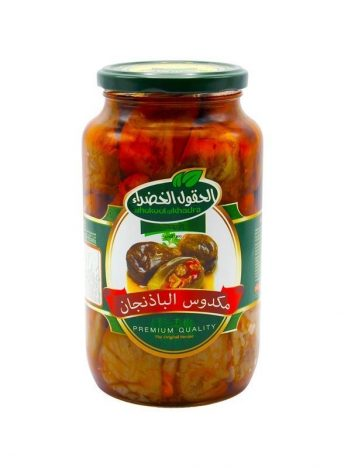 Makdous AL HOKOOL AL KHADRAA 1270gr x 6st