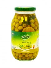 Groene olijven AL HOKOOL AL KHADRAA 2700 gr x 4st