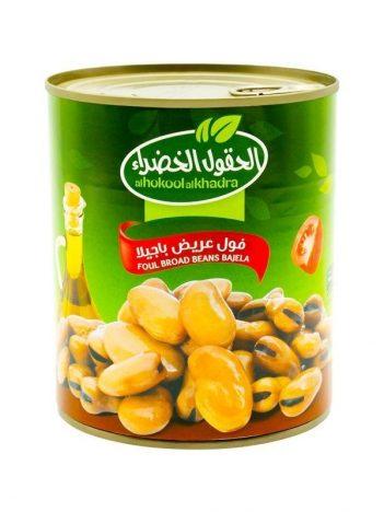 Bajela AL HOKOOL AL KHADRAA 850gr x 12st