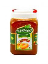Jam Al HOKOOL AL KHADRAA Apricot 1800gr x 6 st