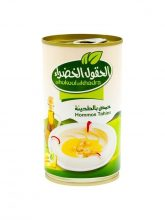 Hummus tahina AL HOKOOL AL KHADRAA 370gr x 24 st