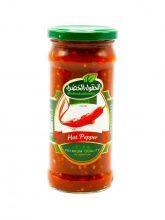 Paprika puree scherp AL HOKOOL AL KHADRAA 370gr x 12st