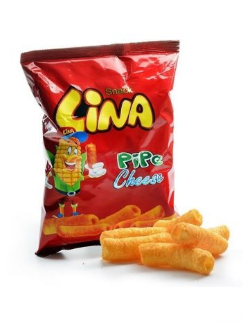 Chips LINA (20x80gr)
