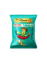 Chips MOOKAS Chili (25x65gr)
