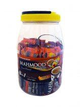 Koffie MAHMOOD 4 in 1 Caramel plastic pot (36x18gr) x 6 st