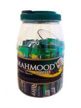 Koffie MAHMOOD 4 in1 Hazelnoot plastic pot (36x18gr) x 6 st