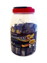 Koffie MAHMOOD 4 in1 Chocolade plastic pot (36x18gr) x 6 st