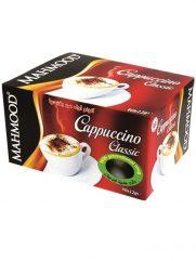 Cappuccino MAHMOOD Classic sticks (40x12gr) met gratis mok x 6 st