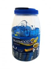 Koffie MAHMOOD 4 in1 Vanille plastic pot (36x18gr) x 6 st