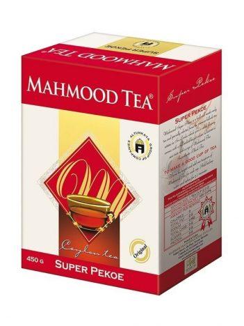 Thee MAHMOOD Los Super Pekoe 450gr x 20st