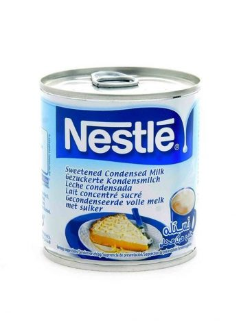 Gecondenseerde melk NESTLE 397gr x 48st