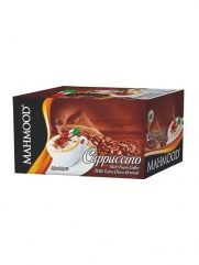 Cappuccino MAHMOOD Granul met zakje cacao KARTON ( 20x25gr) x 12 st