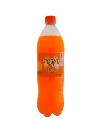 Frisdrank KHAZNE Orange 1L x 6 St