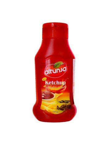 Ketchup ALTUNSA HOT 520gr x 12st