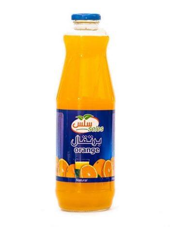 Sap SELES Orange 6x1000ML