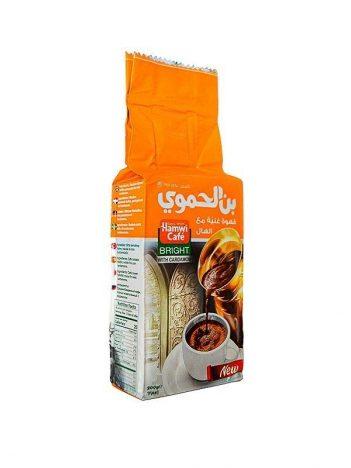 Koffie AL HAMWI Rijk met Kardamom Goud Klein 200gr x 12st
