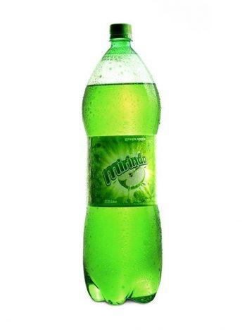 Frisdrank MIRINDA Green apple 2250ml x 6st