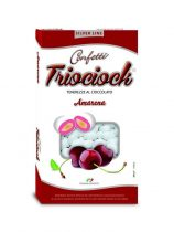 Mulabas TRIOCIOCK Chocolade AMARENA 500gr x 6st