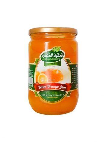 Jam AL HOKOOL AL KHADRA Sinaasappel 775g x 12 st