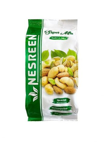 Mixed Nuts Super NESREEN 250g x 12 st