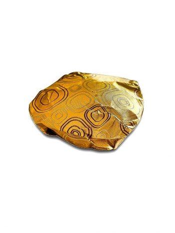 2005 Chocolade gevuld met pistache pasta Goud 5KG