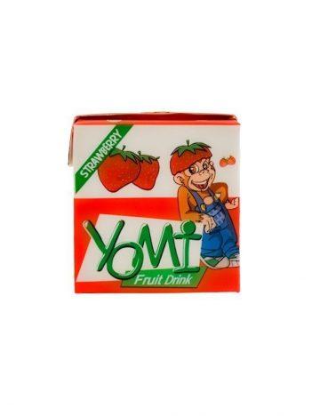 Sap YOMI Carton aardbei 150ml x 27st
