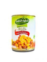 Foul AL HOKOOL AL KHADRAA (+ Hummus) 400gr x 24st