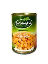 Kikkererwten AL HOKOOL AL KHADRAA 400gr x 24st