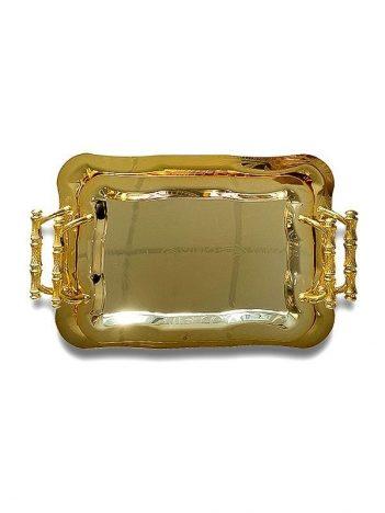 HD-54 Dienbladen set goud