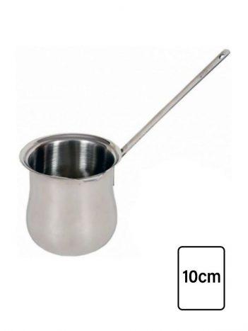 HD-65 Koffiekan stainless steel 10cm