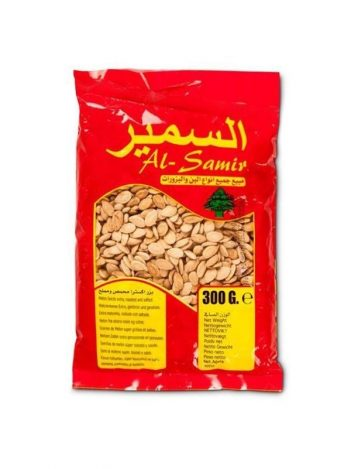 Meloenpitten AL SAMIR Masri Extra 300gr x 70 st